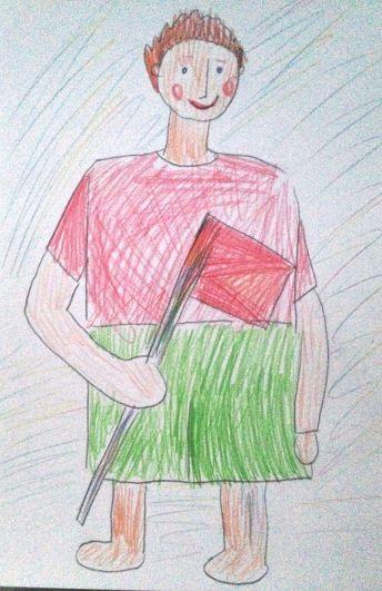 Нагоева Саида, 5 лет, Ставрополь