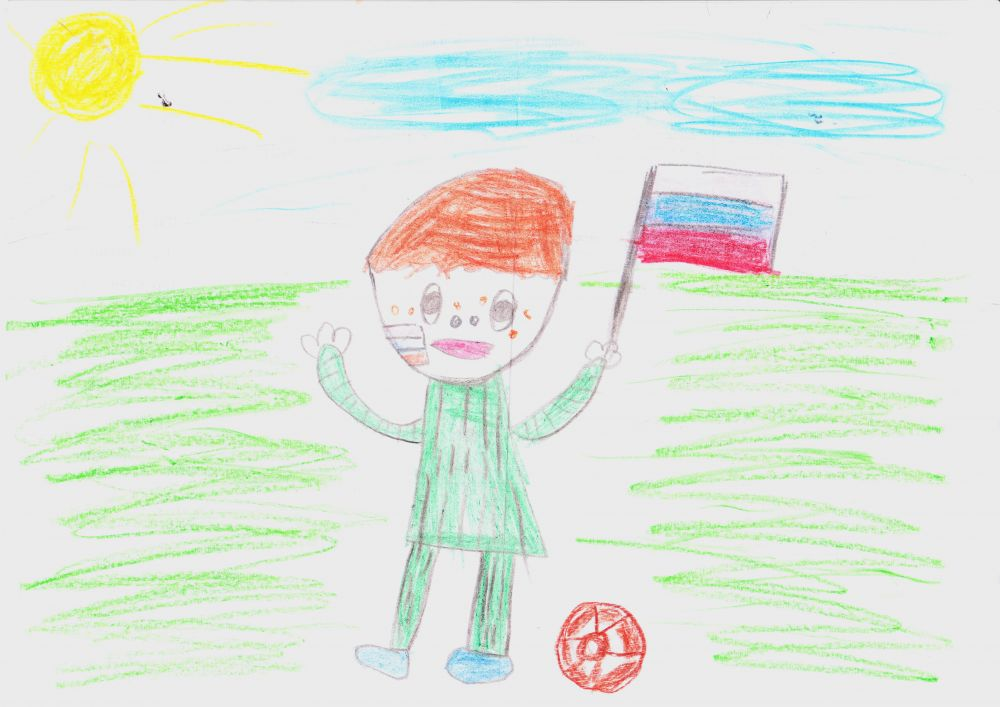 Бикезова Алина, 7 лет, Курский район