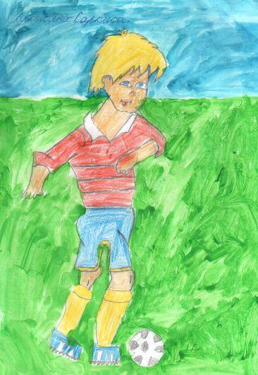 Саркисян Саркис, 7 лет, Железноводск