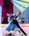 За Кубок губернатора боролись и совсем юные танцоры.