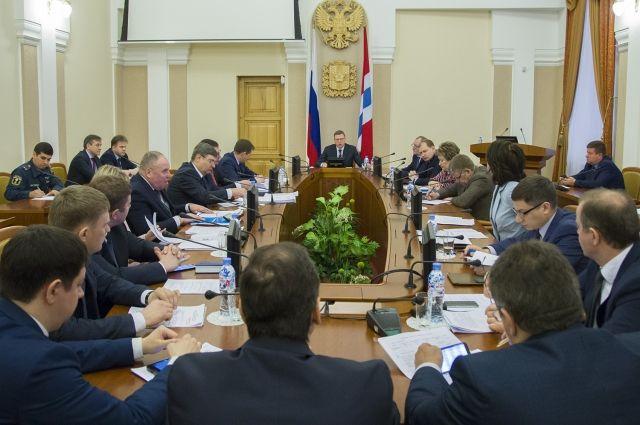 Информацию представили во время аппаратного совещания правительства региона.