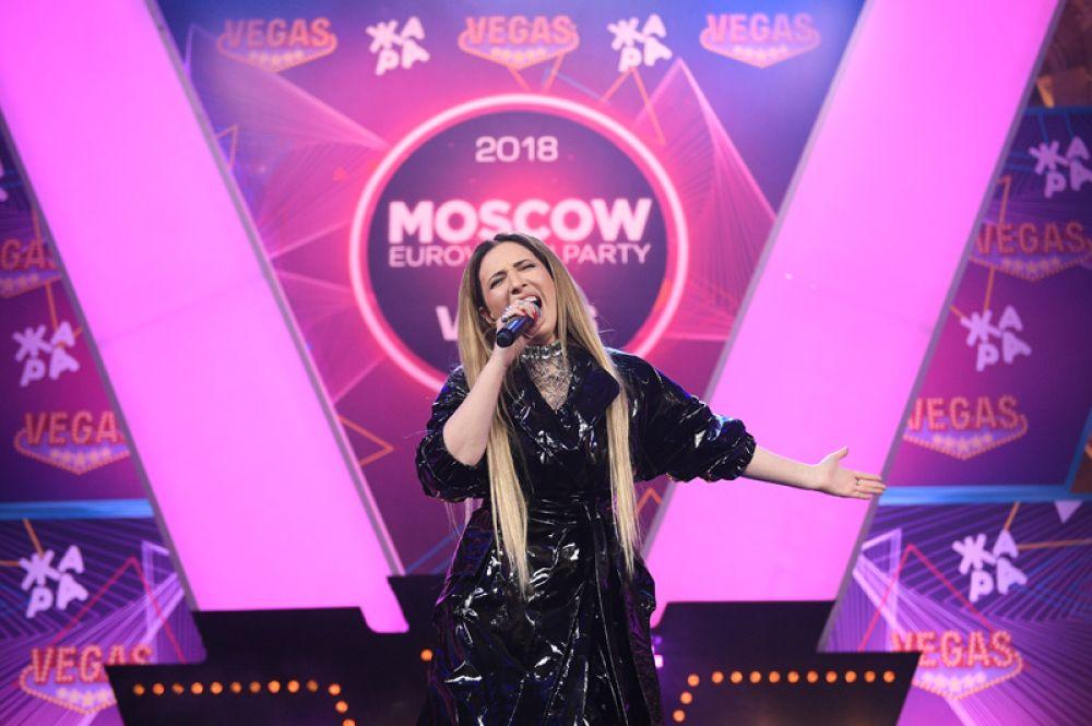 представительницы Армении на конкурсе песни «Евровидение-2017».