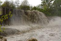После прошлогоднего наводнения в крае ремонтируют плотины и дамбы.