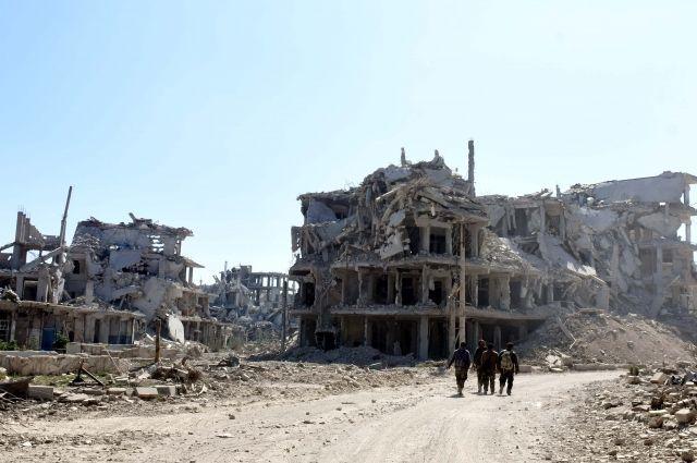 МОРФ: Сирийские мед. работники опровергли данные обольных схимическим отравлением