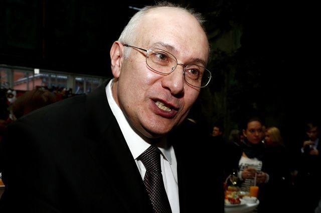 Матвей Ганапольский.