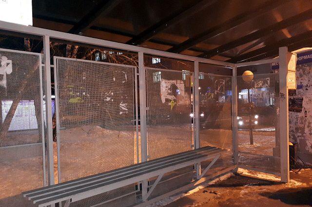 В Тюмени появились новые автобусные остановки