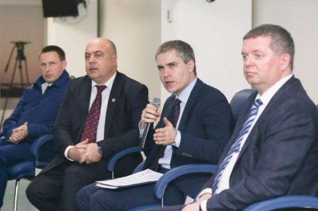 Мэр Панов встретился с предпринимательским сообществом Нижнего Новгорода.