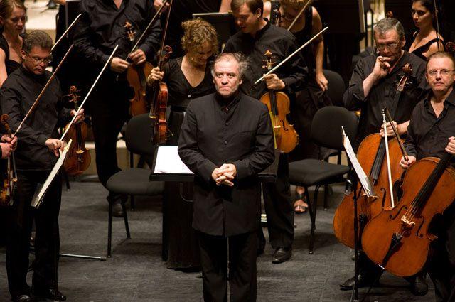 В Омске выступит симфонический оркестр под управлением Валерия Гергиева.