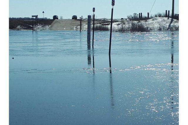 ВСаратовской области талые воды подтопили 225 приусадебных участков и17 мостов