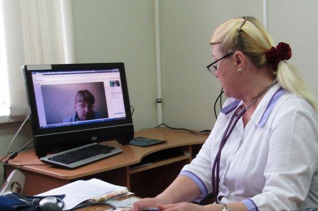 Южноуральские медперсонал будут общаться спациентами поИнтернету