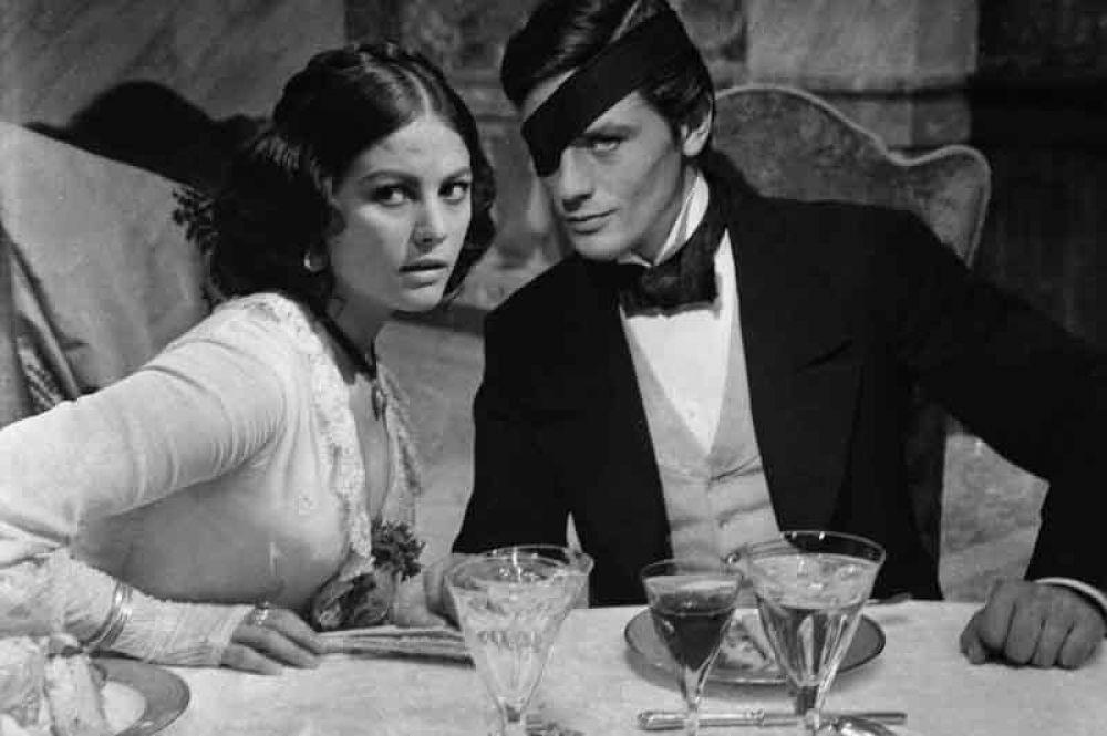 «Леопард» (1963) Лукино Висконти — Анджелика Седара/донна Бастиана.