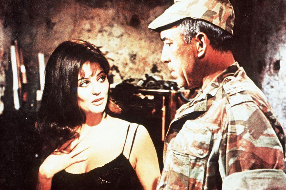 «Пропавший отряд» (1966) — Айша.