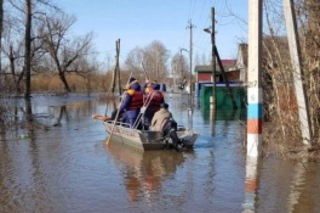 Уровень в реке Ломовка поднялся на 266 сантиметров.