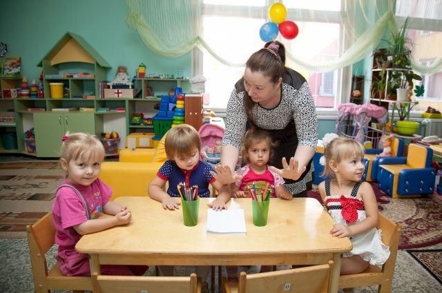 В Сургуте только два детских сада принимают малышей с полутора лет.