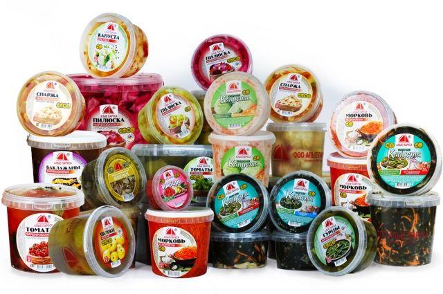 Сегодня «Алые паруса» из Чалтыря поставляют на рынок 50 видов разносолов.