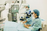 В начале апреля в клинике «Три-З» прошла благотворительная акция «Право видеть», благодаря которой 13 человек сохранили зрение.