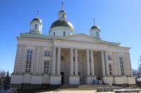 Главный православный храм Пензенской области.