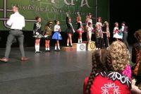 Юные тюменцы поразили Европу ирландскими танцами
