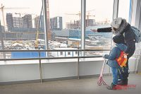 Скоро промышленные зоны превратятся в комфортабельные жилые районы.