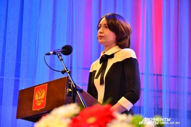 Фадина расскажет Буркову об итогах работы на посту мэра.