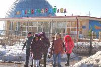 На познавательные экскурсии в Пермский планетарий ребят ждут с трёх лет.