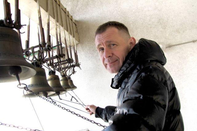 Дмитрий Плещеев: «Стараюсь звонить достойно, чтобы люди, услышав колокольный звон, ощутили Благодать».