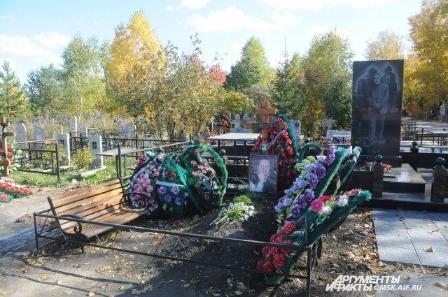 Кладбище - место памяти.