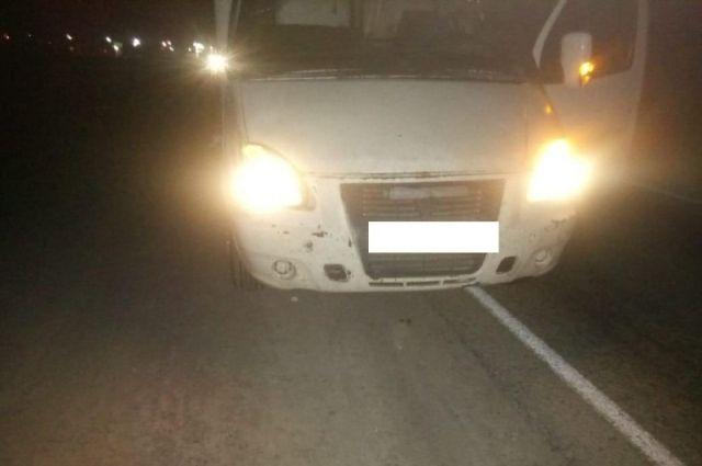 ВФокинском районе иностранная машина сбила 27-летнего пешехода