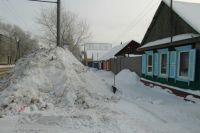 Снежные массы содержат тяжелые металлы, мусор и отходы производства.
