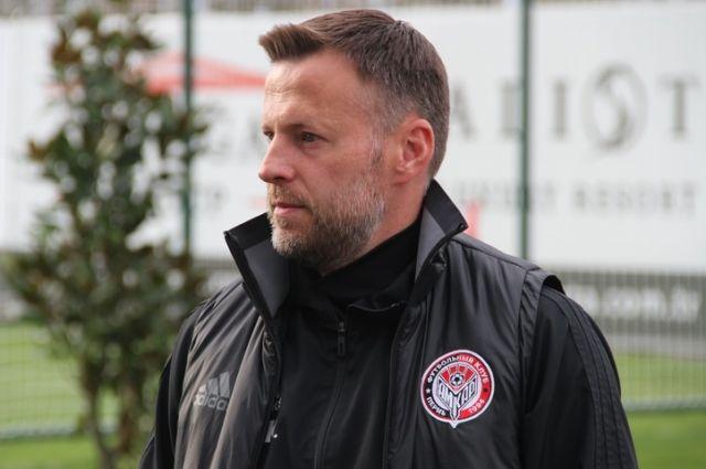 Андрей Каряка проработал в клубе больше трёх лет.