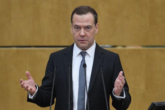 Медведев: вопрос поднятия пенсионного возраста назрел