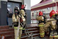 За одну неделю пожарные и представители прокуратуры побывали в 25 моллах Сургутского района.