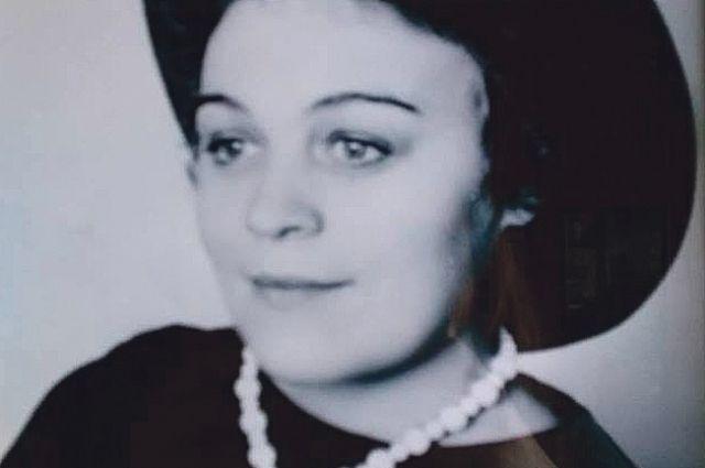 Таня Третьякова.