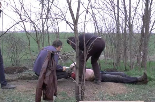 Зарытый труп: под Николаевом нашли тело пропавшего экс-начальника таможни