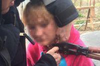В Одессе женщину цепью за шею приковали к стене