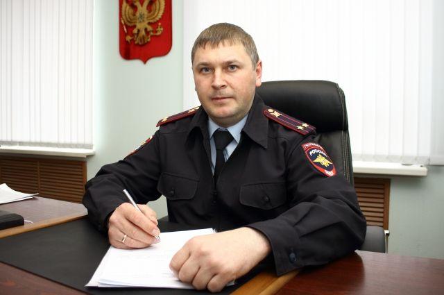 Евгений Одинцев работает в правоохранительных органах с 2001 года.