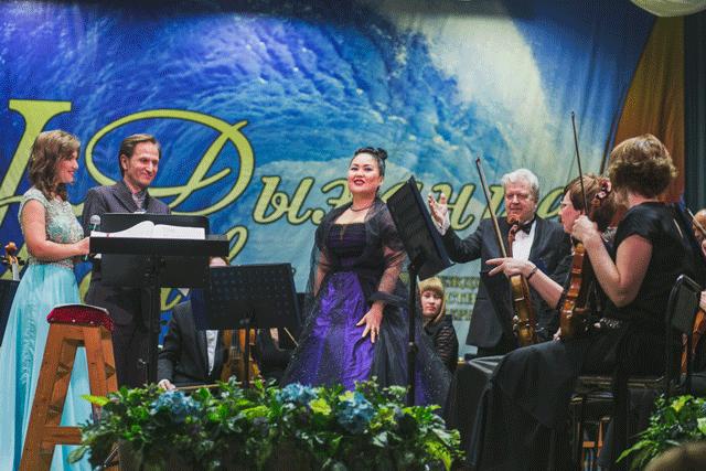Фестиваль впервые был проведен в 2011 году. Его учредителями являются министерство культуры и архивов Иркутской области и государственное автономное учреждение культуры Иркутская областная филармония.