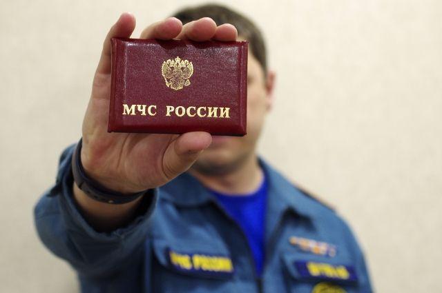 МЧС предупредило граждан п.Черновка о вероятном подтоплении домов