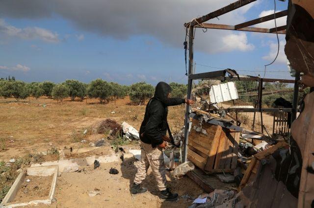 Три недели палестинского протеста награнице сИзраилем: напряжение растёт