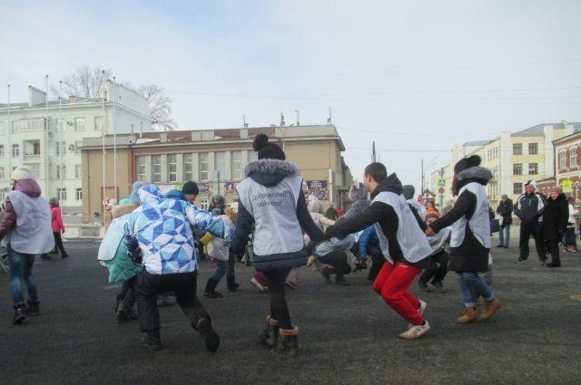 В Омске пройдёт необычный флешмоб.