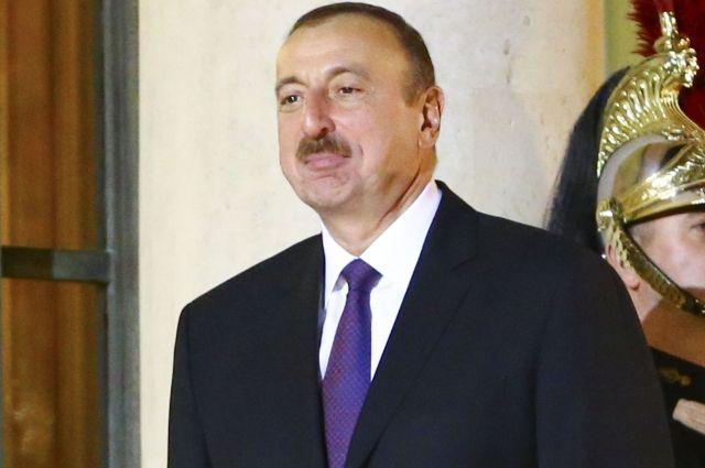 Н.Назарбаев поздравил И.Алиева спобедой навыборах Президента Азербайджана