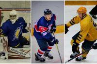Глеб Носов, Анатолий Ремнев и Михаил Потапов вошли в тройку лучших.