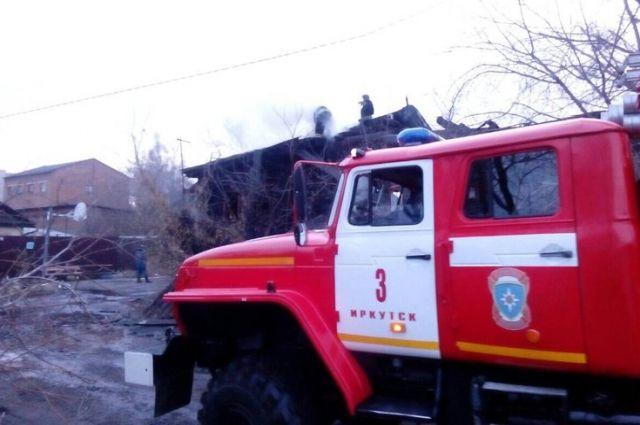 Противопожарные работы продолжаются.