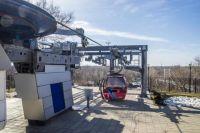 В Оренбурге стоимость проезда по канатной дороге останется прежней.
