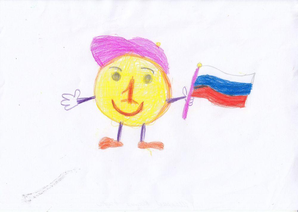 Шамрай Ксения, 4 года, Пятигорск