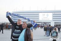Новый стадион - подарок не только для болельщиков, но и для всего города.