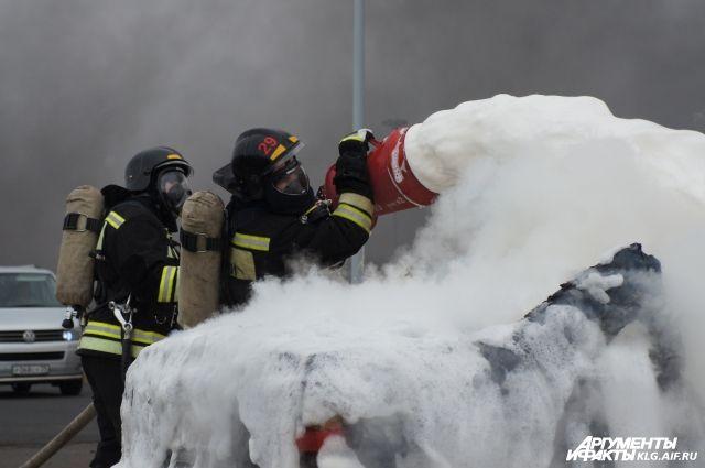 Главе администрации Сормовского района сожгли автомобиль.