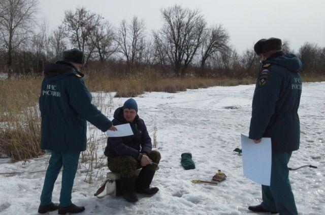 Запрет на рыбалке в рязанской области