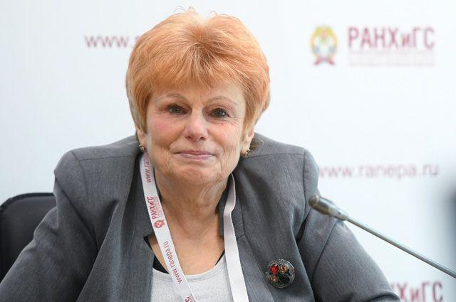 Татьяна Клячко.