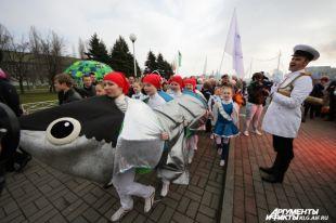 В Калининграде отметят День Селедки.